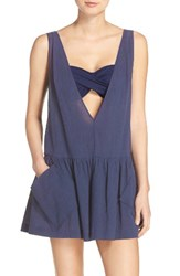 Milly Women's Cotton Cover Up Dress