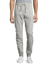 Fila Heathered Jogger Pants Heather Grey