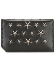 Jimmy Choo Cooper Card Holder Black