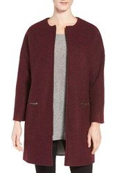 Charles Gray London Women's Wool Blend Cocoon Coat