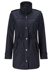 Eastex Parka Coat Navy