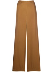 Vince High Waisted Wide Leg Trousers 60