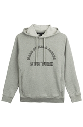 Marc By Marc Jacobs Cotton Logo Hoodie