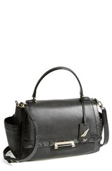 Diane Von Furstenberg '440 Courier' Leather Satchel