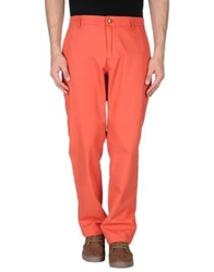 Obey Casual Pants Rust