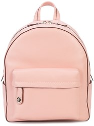 Coach Campus Backpack Pink And Purple