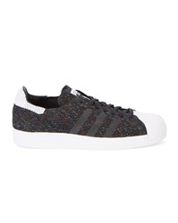Adidas Black Superstar 80S Pk Sneakers
