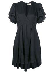 Zadig And Voltaire Royal Satin Dress 60