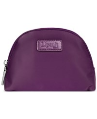 Lipault Plume Accessories Medium Cosmetic Pouch Purple