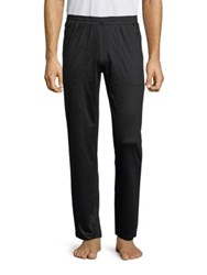 Saks Fifth Avenue Relaxed Fit Lounge Pants Grey Black