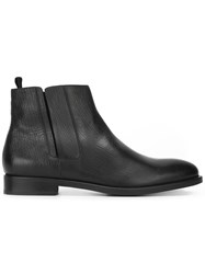 Fratelli Rossetti Lateral Detailing Ankle Boots Black