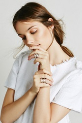 Free People Wire Wrapped Ring