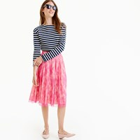 J.Crew Collection Midi Skirt In Lace