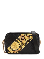 Versace Quilted Leather Shoulder Bag Array 0X57d11b0