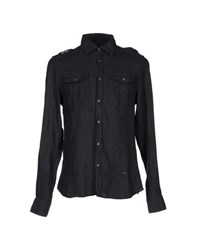 Dekker Shirts Shirts Men Black