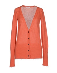 Gold Case Cardigans Orange