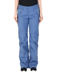 The North Face Trousers Ski Trousers Pastel Blue