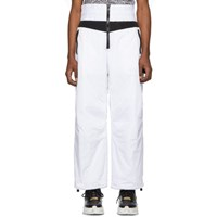 Colmar A.G.E. By Shayne Oliver White Wide Ski Trousers
