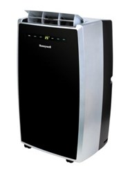 Honeywell 12000 Btu Remote Controlled Portable Air Conditioner Black