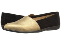 Aerosoles Trend Setter Bronze Combo Women's Flat Shoes