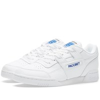 Gosha Rubchinskiy X Reebok Workout Low White