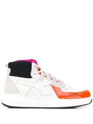Diadora Low Top Sneakers White