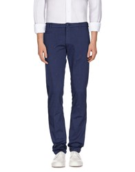 Altea Trousers Casual Trousers Men Dark Blue