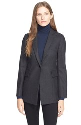 Women's Ayr 'The Embassy' Blazer Heather Charcoal