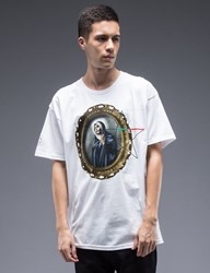 Black Scale Geomary S S T Shirt
