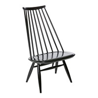 Artek Mademoiselle Chair Black