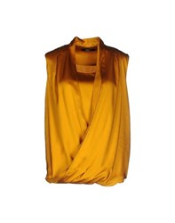 Guess By Marciano Topwear Tops Women Ochre