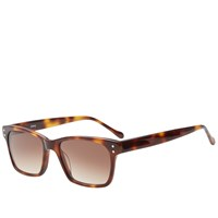Ymc Jimmy Sunglasses Brown