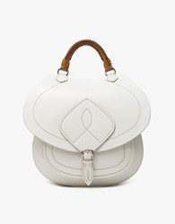 Maison Martin Margiela Convertible Bag In White