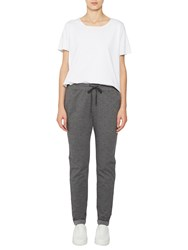 French Connection Estella Jersey Jogger Trousers Grey