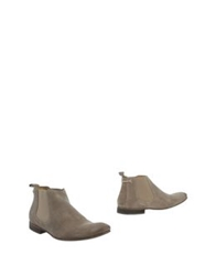 Wexford Ankle Boots Grey