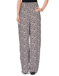 Devotion Trousers Casual Trousers Women Blue