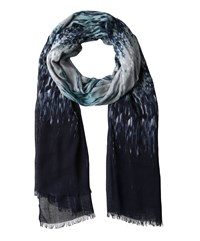Olsen Abstract Print Scarf