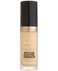 Too Faced Born This Way Super Coverage Multi Use Sculpting Concealer Light Beige Light With Neutral Undertones