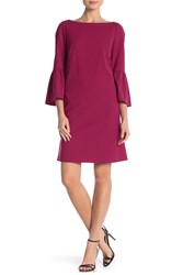 Lafayette 148 New York Marissa Dress Amaryllis