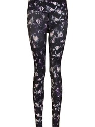 Elle Sport Printed Fashion Track Tight Multi Coloured Multi Coloured