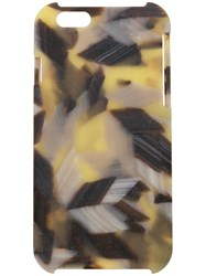 Rick Owens Printed Mineral Iphone Case Men Acetate One Size