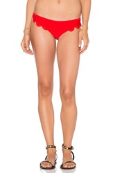 Somedays Lovin Athena Bikini Bottoms Red