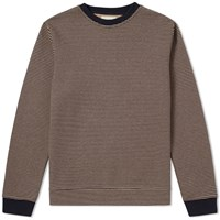 Oliver Spencer Robin Crew Sweat Blue