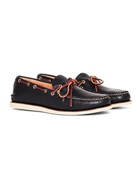 Sperry Gold Cup One Eye Boat Shoe Navy