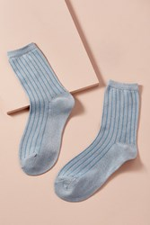 Becksondergaard Dean Striped Socks Light Blue