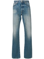 Acne Studios 1996 Straight Jeans Blue