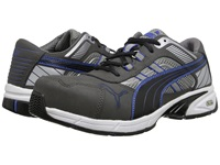 Puma Safety Pace Low Sd Gray Blue Men's Work Boots