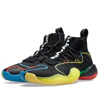 Adidas Consortium Crazy Byw Lvl X Pharrell Williams 'Gratitude And Empathy' Black