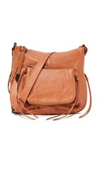 Foley Corinna Tonya Shoulder Bag Brown