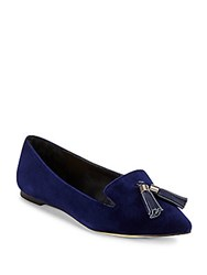Saks Fifth Avenue Alexis Tassle Loafer Navy